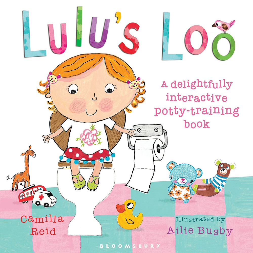 Lulu's Loo potty training book