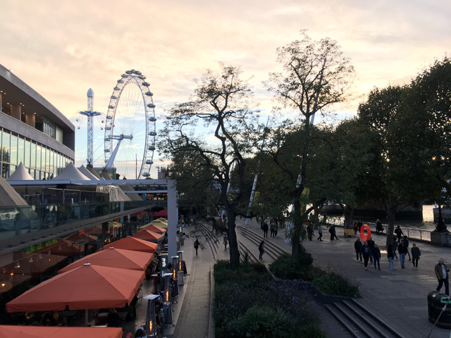 Exploring South Bank with little ones-Explorando South Bank con peques.