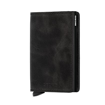Secrid - Slimwallet Vintage Black