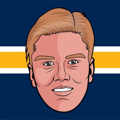Major League Socks - Rasmus Dahlin