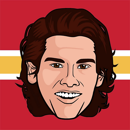 Major League Socks - Sean Monahan