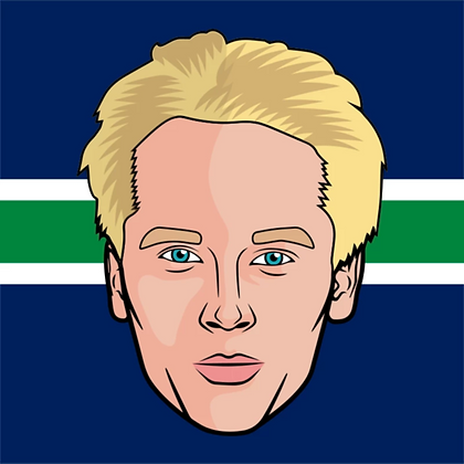 Major League Socks - Elias Pettersson