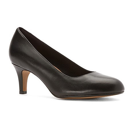 Clarks Heavenly Heart - Black