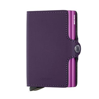 Secrid - Twinwallet Matte Purple