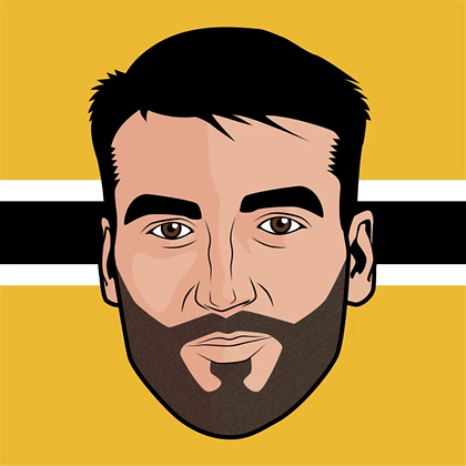 Major League Socks - Patrice Bergeron