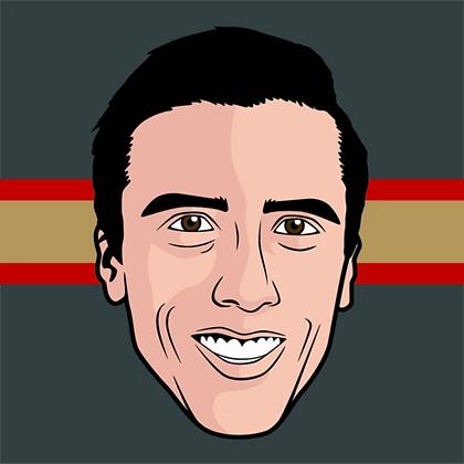 Major League Socks - Marc-Andre Fleury