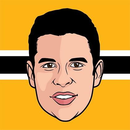 Major League Socks - Sidney Crosby