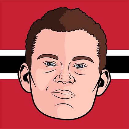 Major League Socks - Brady Tkachuk