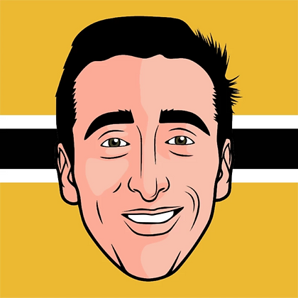Major League Socks - Brad Marchand