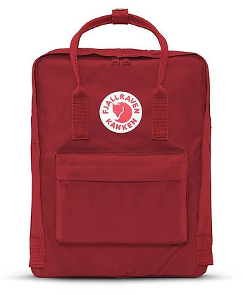 Fjallraven - Kanken Ox Red