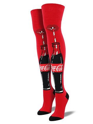 Socksmith - Coca-Cola Over the Knee Socks Women's