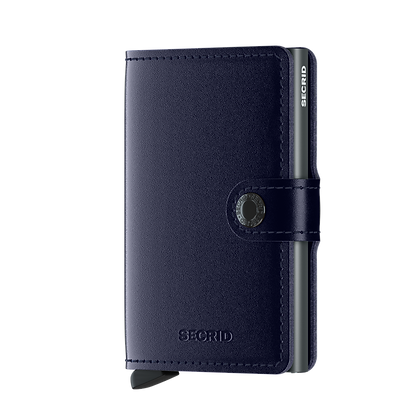 Secrid - Miniwallet Metallic Blue
