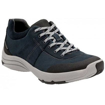 Clarks Wave Andes - Navy