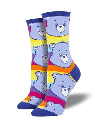 Socksmith - Care Bears Grumpy Women's