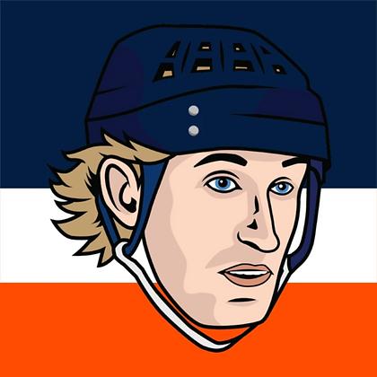 Major League Socks - Wayne Gretzky