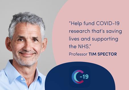 Covid Symptom Study Appeal