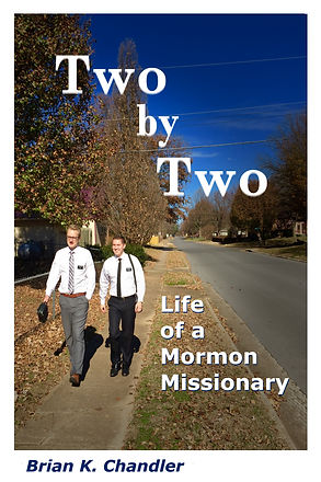 Two LDS missionaries