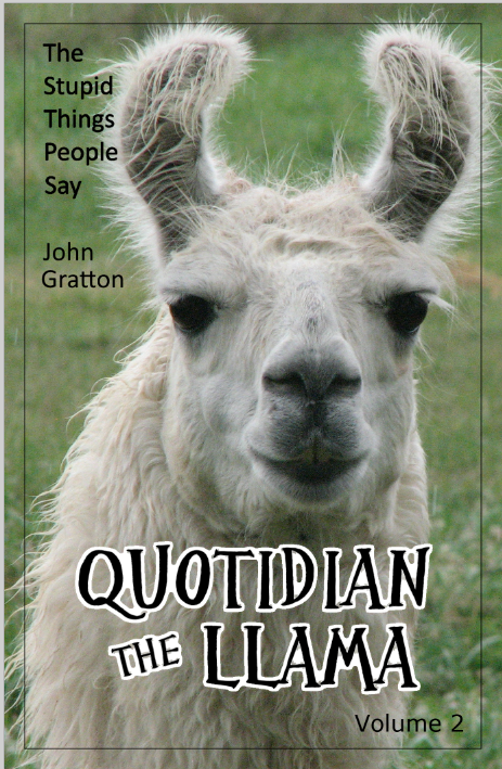 Quotidian the Llama Volume 2