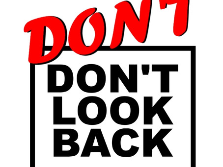 Don't Don't Look Back