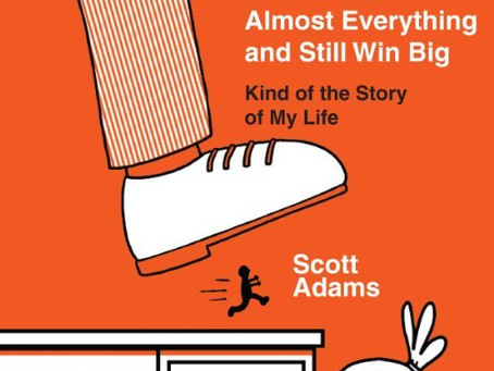 No Goals for Scott Adams (Yes, That Scott Adams)