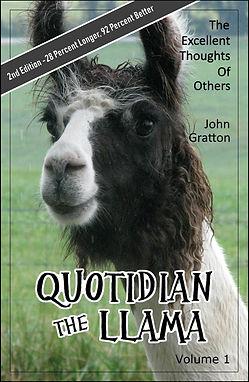 Quotidian the Llama