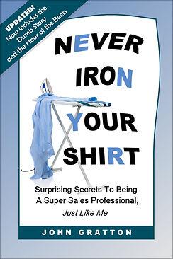 Never Iron Your Shirt