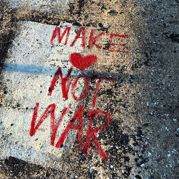 Make Love Graffiti