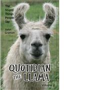 Quotidian the Llama Volume 2