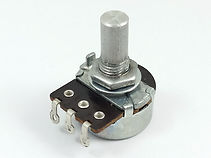 PR-18 rotary potentiometer Telpod