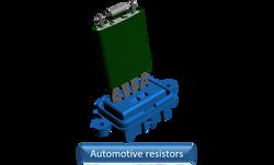 Automotive resistors