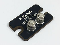 RTS-01 thick film heat sink power resistor 100W Telpod