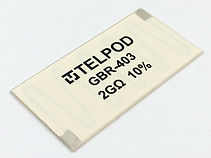 GBR-403  thick film high voltage resistor Telpod