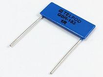 GBR-183 thick film resistor THT Telpod