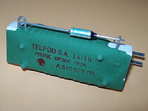 DT-300 automotive wire resistor Telpod