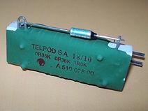 DT-300  rezystor samochodowy drutowy Telpod