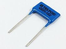 GBR-182 thick film resistor THT Telpod