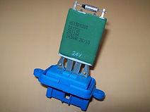 DT200-002  rezystor samochodowy drutowy Telpod