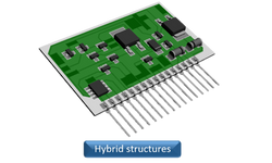 Hybrid structures