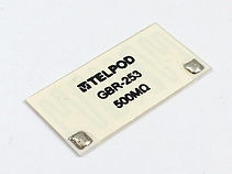 GBR-253 thick film high voltage resistor Telpod