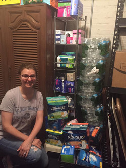 Items collected for For Goodness' Sake
