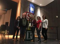 SEF Spelling Bee 2018