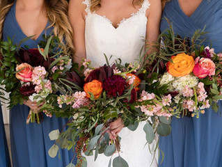 Go-To Color Palettes for Your Wedding