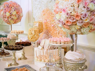Delicious Dessert Tables to Feature at Your Wedding
