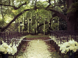 Advice for Planning an Outdoor Wedding