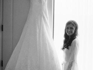 "How to Know Your Wedding Dress Is ""The One"""