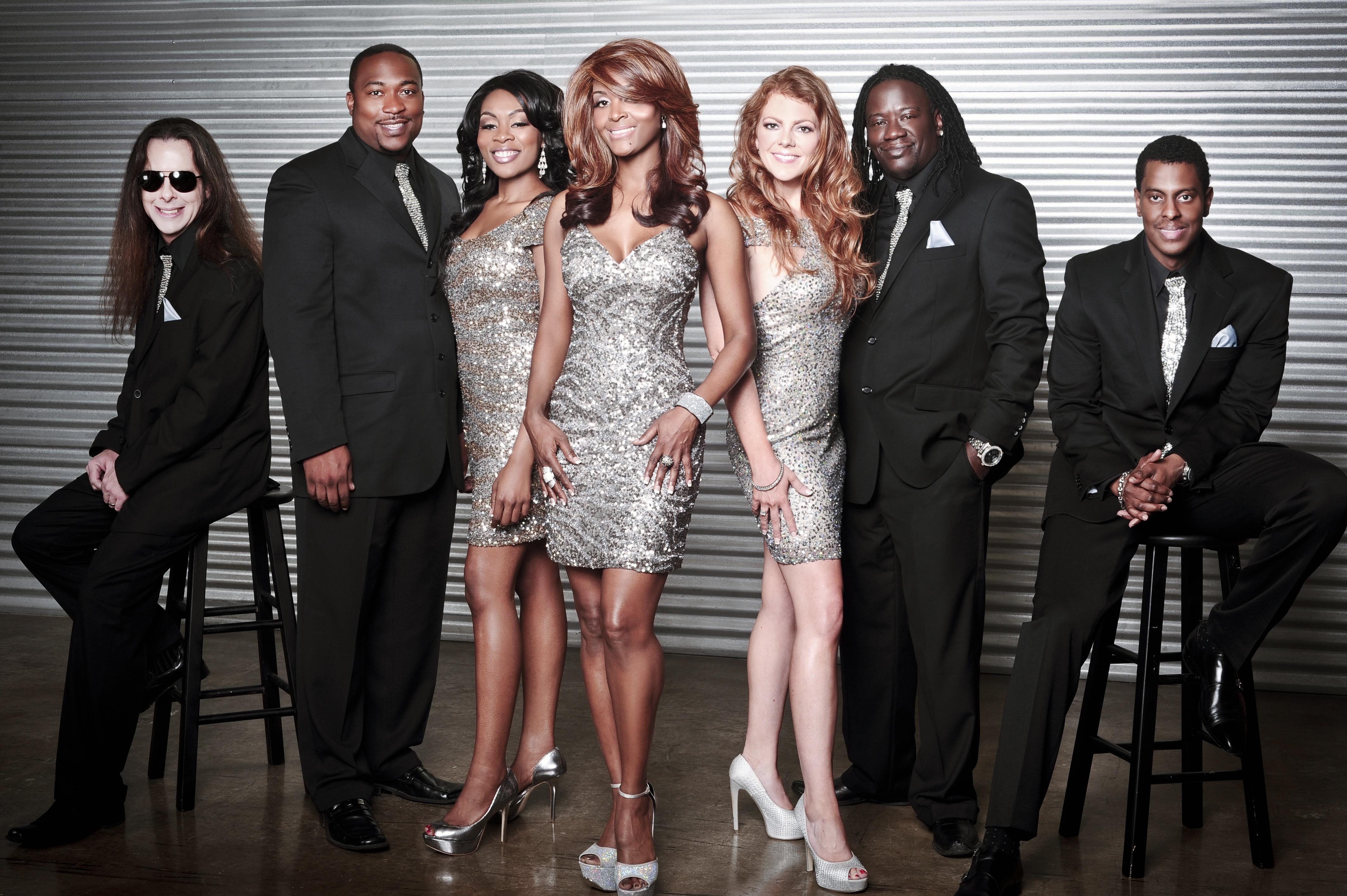 Tayo Reed Motown Band