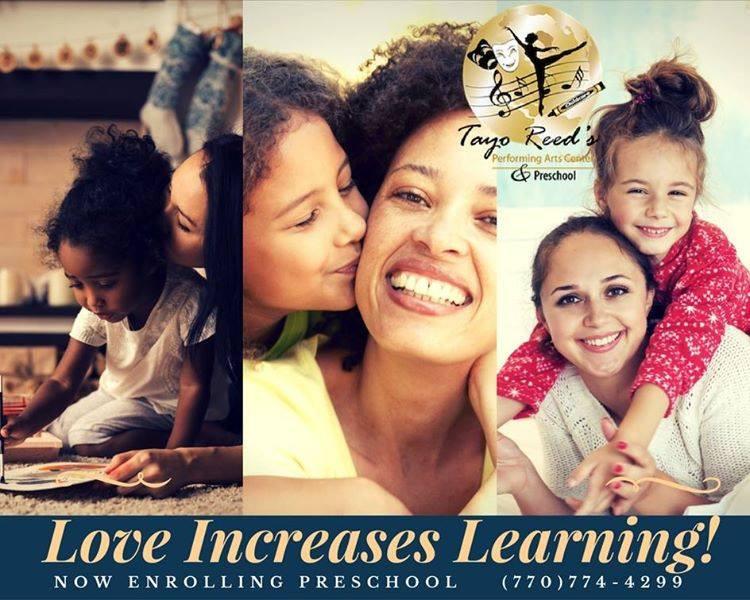 www.TayoReedPerformingArtsPreschool.org.