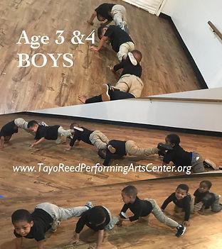 TayoReedPerformingArtsPreschool.org