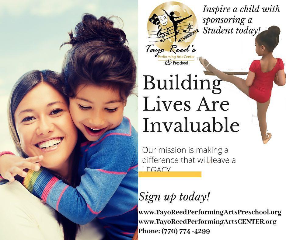 www.TayoReedPerformingArtsPreschool.org