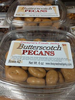 Butterscotch Pecans